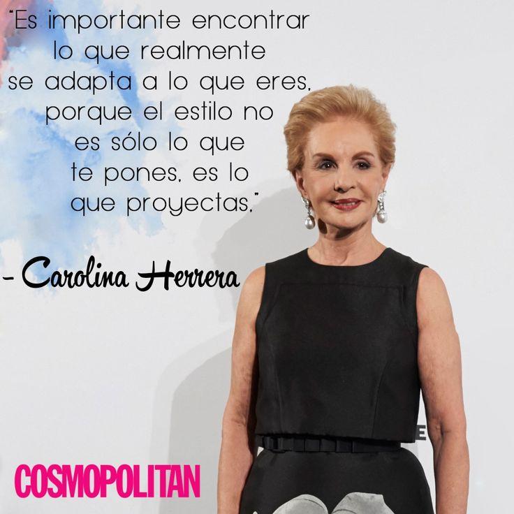 El Estilo. Carolina Herrera.