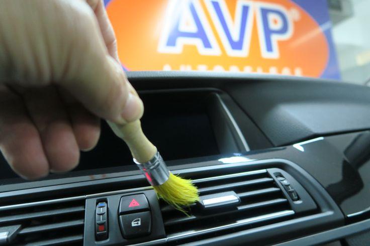 Innenaufbereitung nur für die Anspruchsvollsten! www.avp-autopflege.ch