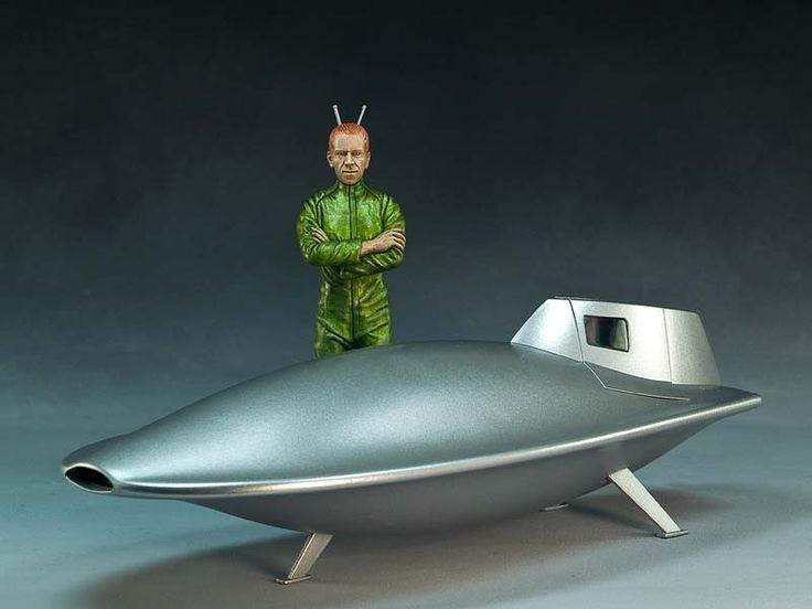 My Favorite Martian Spaceship 2