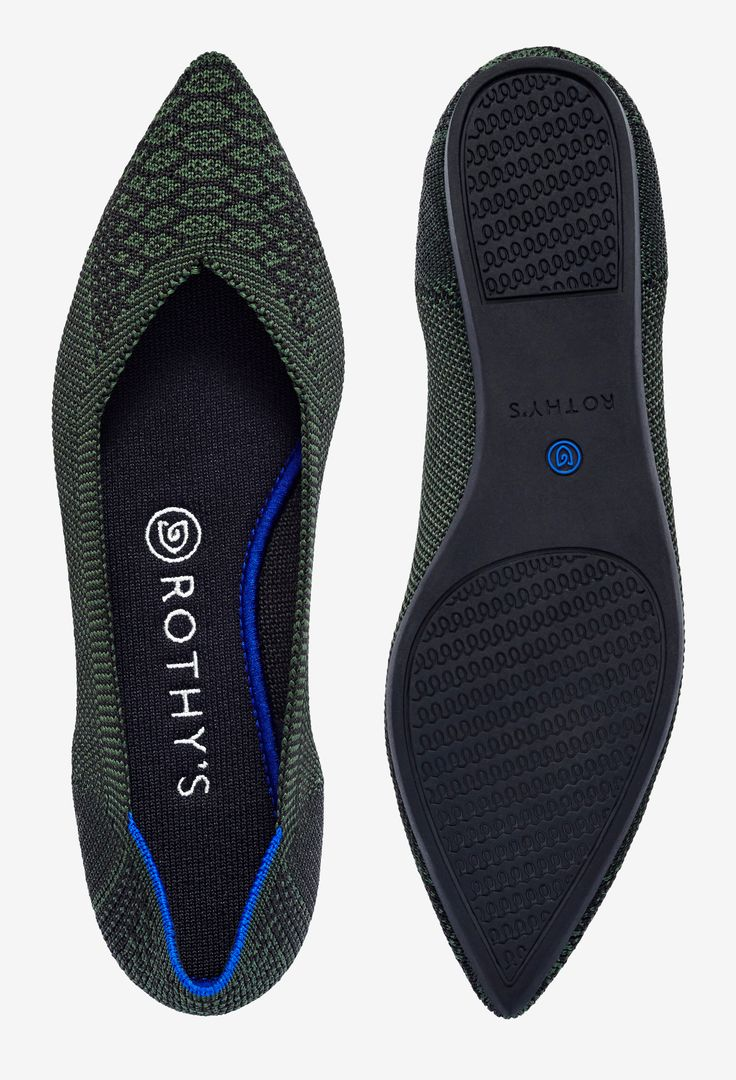 Shop our comfortable, stylish, versatile women's ballet flats – 3D knit using fiber from recycled water bottles. They are high-performance, moisture-wicking, machine washable, durable and stylish. Perfect for your active, on-the-go lifestyle.