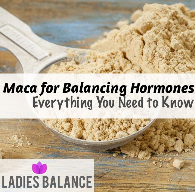 Everything You Need to Know About Maca for Balancing Hormones & Dosage
