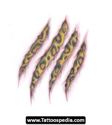 top 25 best leopard print tattoos ideas on pinterest tiger print tattoos ripped skin tattoo. Black Bedroom Furniture Sets. Home Design Ideas