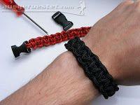Anleitung Paracord Survival Armband