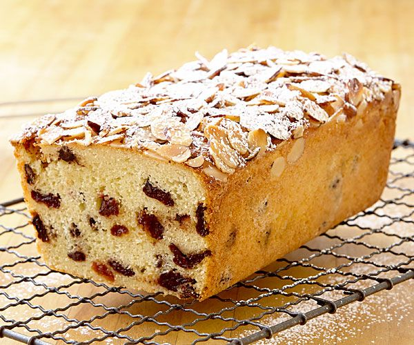 Cherry, Almond, and Chocolate Quick Bread. This bread is more dessert ...