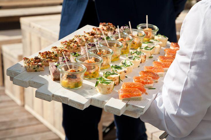 Wer kann dazu Nein sagen?! http://blog.eventsofa.de/top-10-catering-service-anbieter-in-deutschland/ #flyingbuffet #Appetizer #Catering #Hamburg #Events