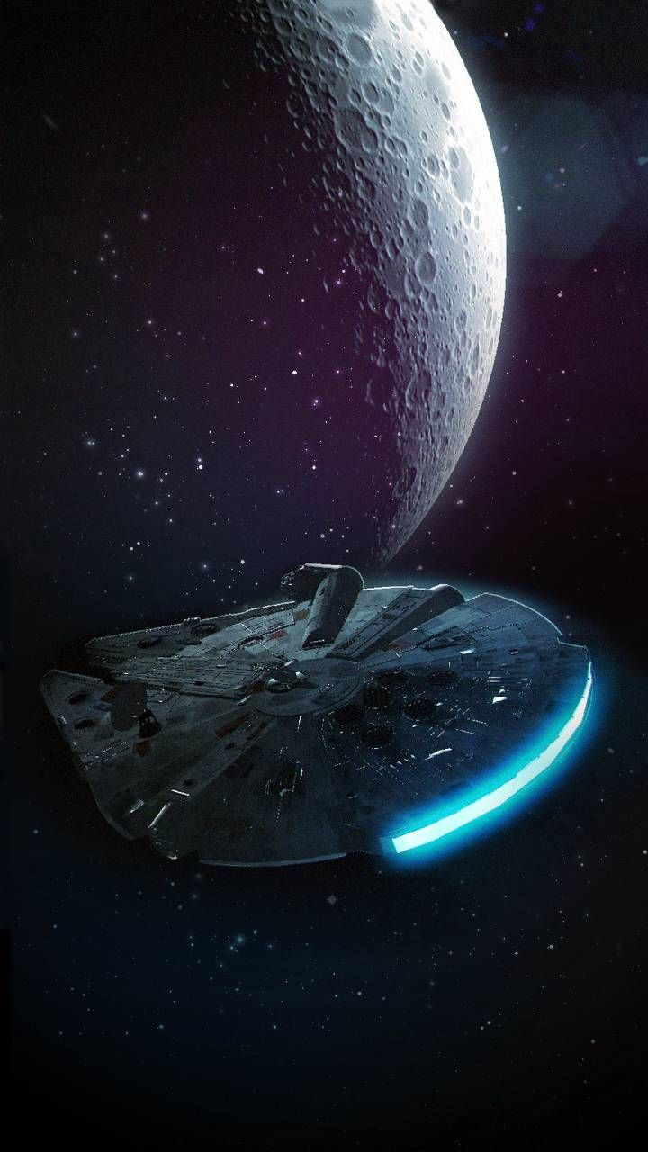 Download Millenium Falcon Wallpaper By Dathys 79 Free On Zedge