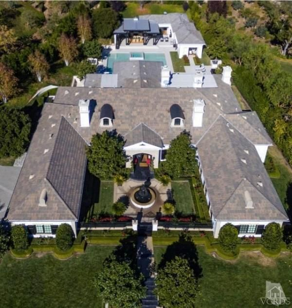 Celebrity Homes | Style at Home