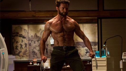 Hugh Jackman may go vegan after crazy 'Wolverine' diet #celebs #vegan