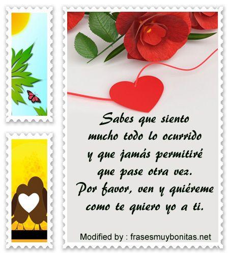 Frases De Amor Para Reconquistar A Mi Pareja Amor Chiquito