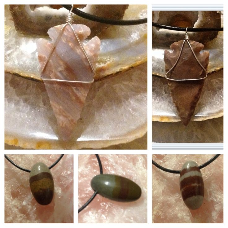 New products arriving at www.rainbow butterflies.com.au Shiva Lingam pendants and Arrow Head pendants
