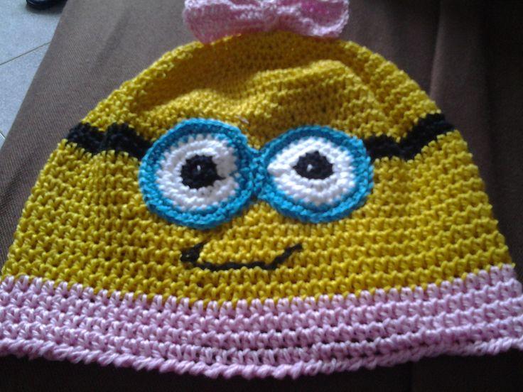 Cappellino minion