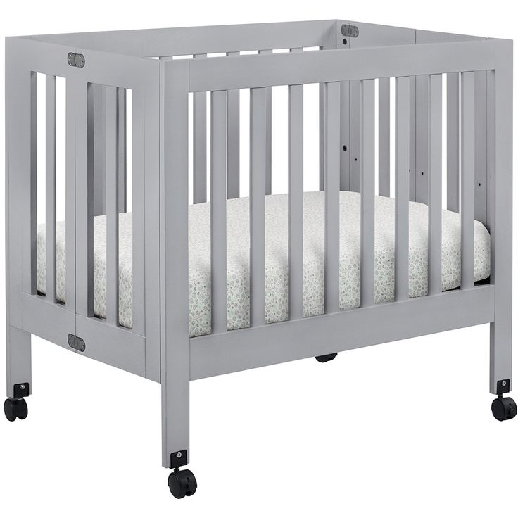 Babyletto Origami Mini Crib   Overstock™ Shopping   Big Discounts On  Babyletto Cribs