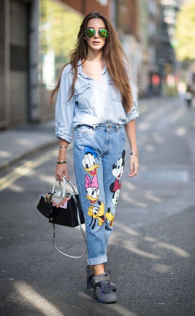 Estelle Pigault from Street Style at London Fashion Week Spring 2016 | E! Online
