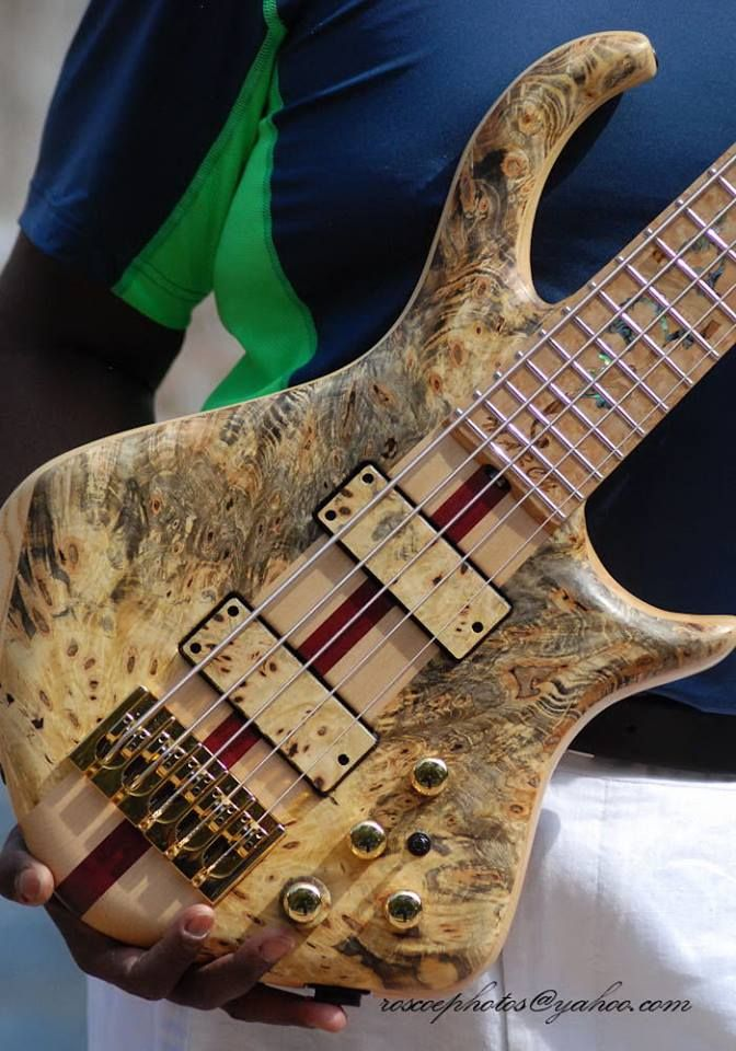 Warrior 5 string bass