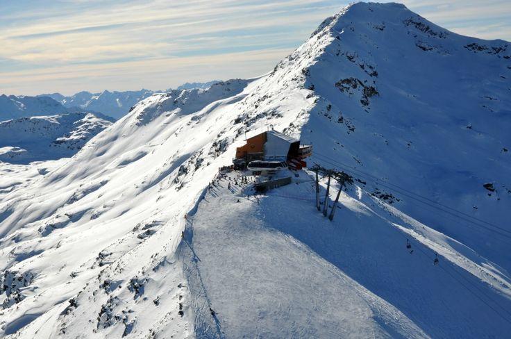 Bormio 3000 - Cima Bianca (3012 m)