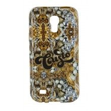Forro Samsung Galaxy S4 Mini Custo TPU Azul  $ 49.404,58