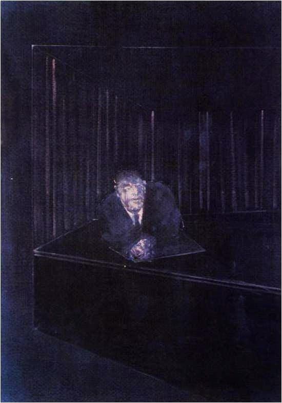 Άνδρας στα μπλε ΙV (1954)