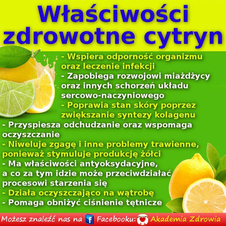 Właściwości zdrowotne cytryn - Zdrowe poradniki