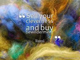 Rumi is genius