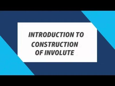 Introduction To Involute. https://www.youtube.com/watch?v=JIHSo_8-d_k Watch this video to learn the basics for Involute To learn more register at http://learnengg.com/ #learnengg #engineering #3dm