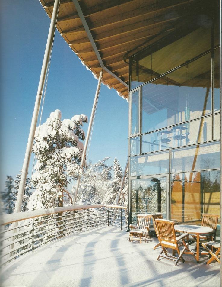 Into House. Espoo, Finland. by Jyrki Tasa