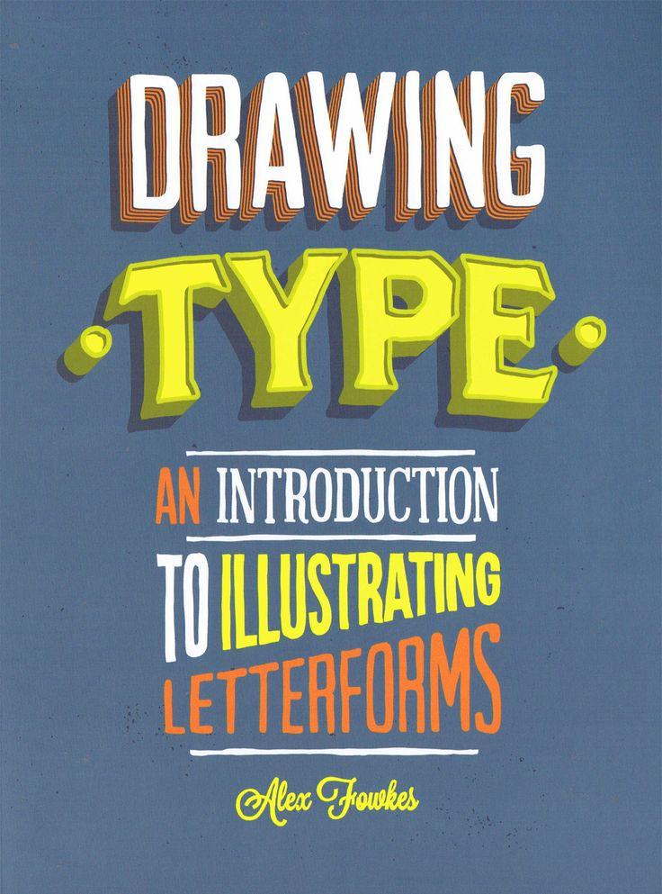 Drawing Type bog fra Viking og Creas