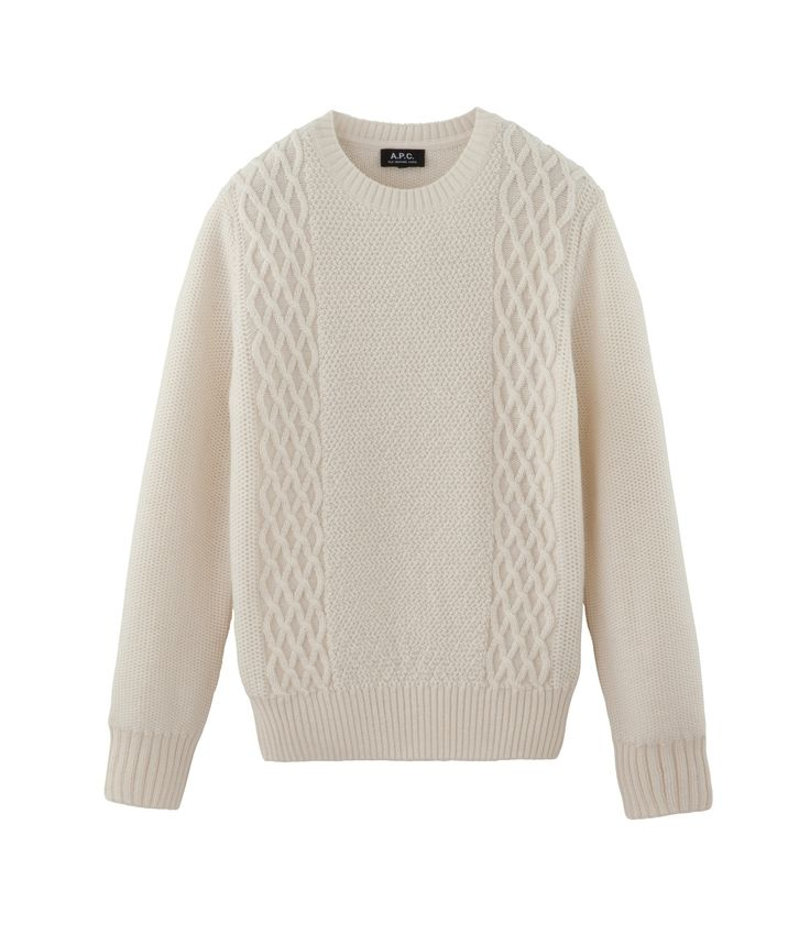 Pull Collège - A.P.C. HOMME