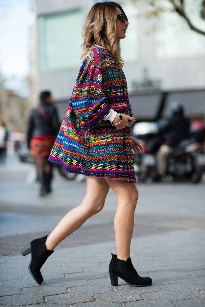 STREET STYLE BCN | FASHION WEEK STYLE - Fashion Blog Barcelona | Mes Voyages à Paris