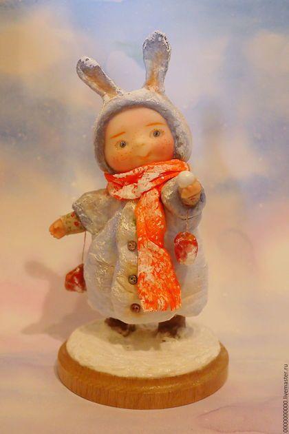 Коллекционные куклы ручной работы. Ярмарка Мастеров - ручная работа. Купить малыш. Handmade. Кукла ручной работы