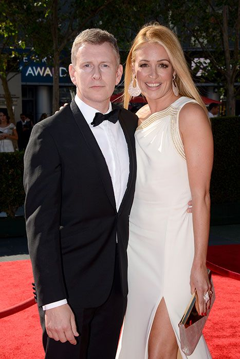 Cat Deeley and Patrick Kielty tied the knot in a secret ceremony in Rome in 2012