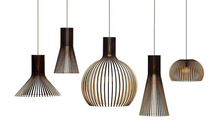 Дизайнерские светильники Secto Design