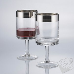 Madison Avenue Short Stem Wine Glasses (Set of 2) at Wine Enthusiast - $29.95