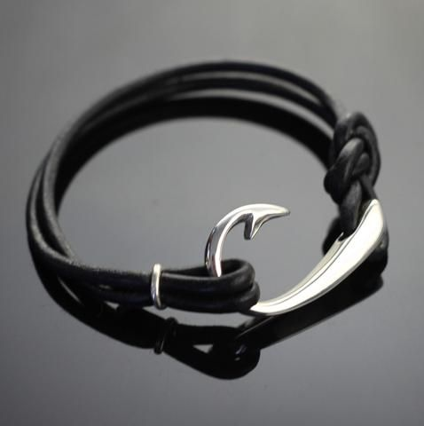 Anisa Jewelry is a place where you get marvelous Sterling Silver Fish Hook…