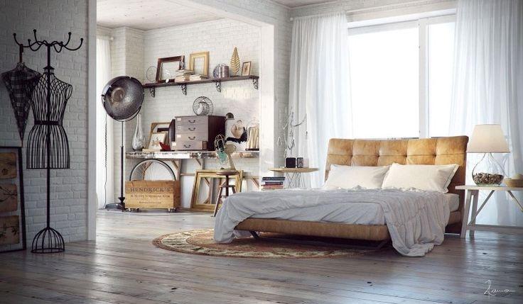 Beautiful Interior Visualizations by Ramon Zancanaro
