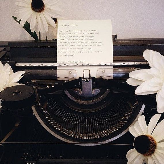 Typewritten letter (Personalised)