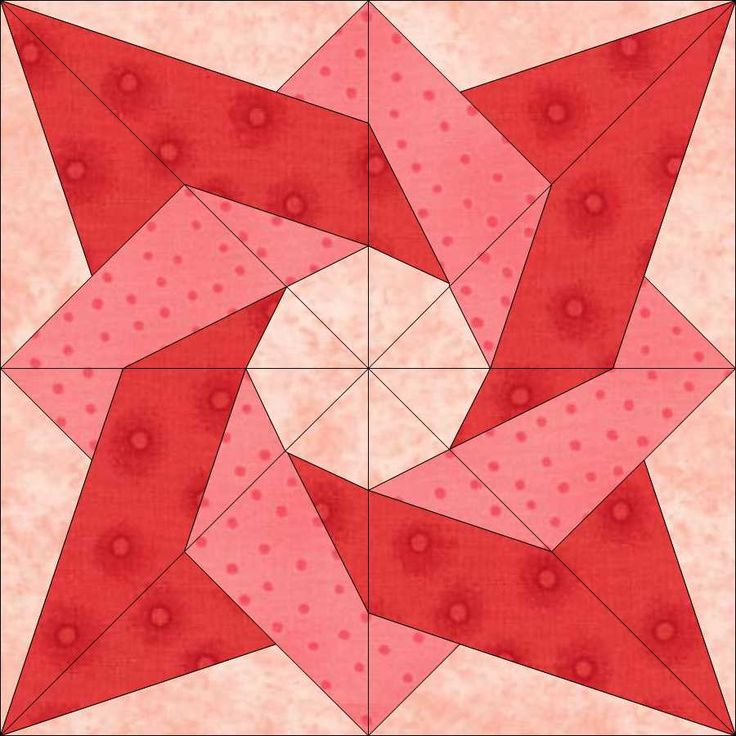 Free Paper Piecing Patterns Quilt Blocks : Free Paper Pieced Star Block Pattern Motorcycle Review and Galleries