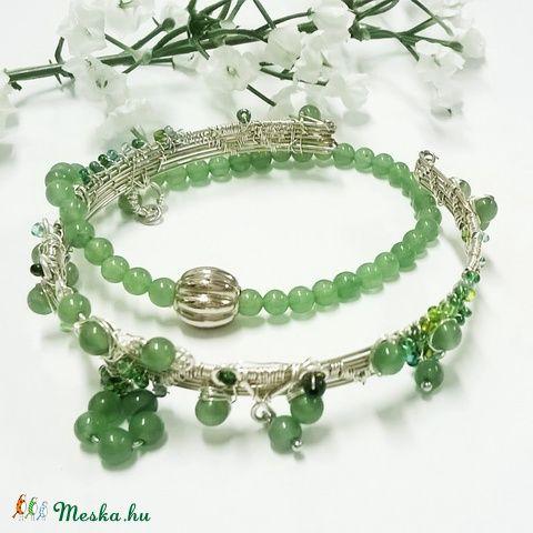 Meska - Jade karkötő klarion kézművestől