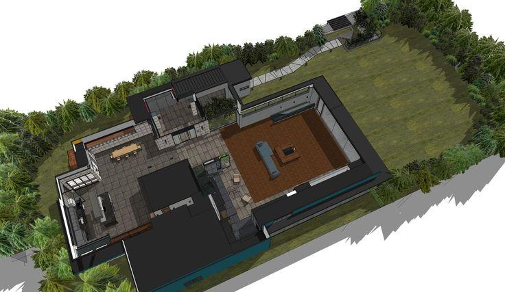 Pin On House Design Parasite house floor plan