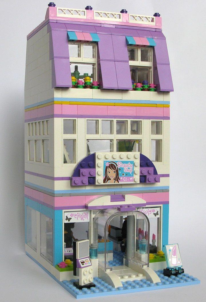 118 Best Lego Friends Images On Pinterest Lego Friends