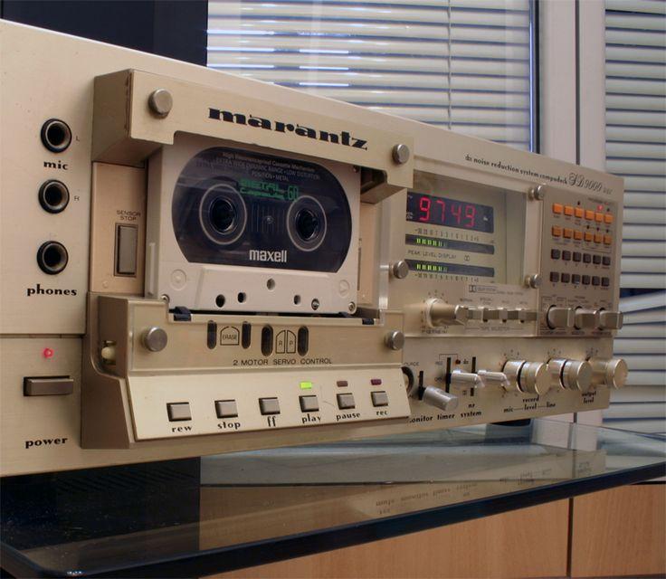 Marantz Cassette Deck