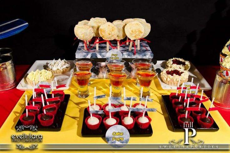Dysney´s Kick Buttowski Birthday Party Ideas | Photo 1 of 26