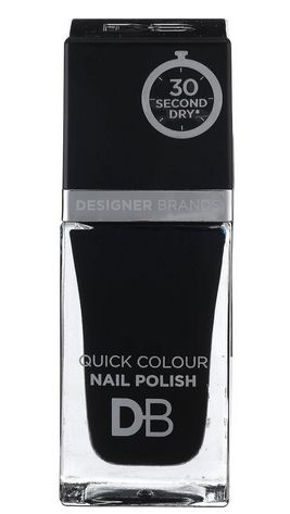 For your Goth teenager, or for yourself! This quick-drying DB nail varnish from Life Pharmacy will make an excellent stocking-filler and costs a mere $9.34
