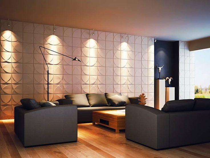 Novilei - Blog Imobiliário — Ideias criativas para decorar paredes  #blog #paredes #decorar #decoracao #ideias #casa #arquitetura