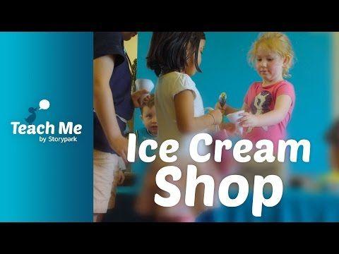 Teach Me: Ice Cream Shop - YouTube
