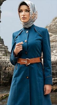 Hijab Fashion Styles for Turkish Teenagers Girls
