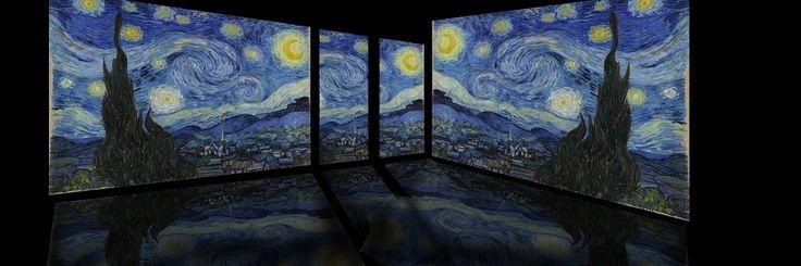 """Выставка """"Ван Гог: Ожившие полотна 2.0"""".  Созданная специально к Году Ван Гога, обновленная версия выставки «Ван Гог. Ожившие полотна» по- новому рассказывает о трагической жизни и великолепном творчестве замечательного художника. Сохранив все лучшее, версия 2.0 делает акцент на ключевых работах великого голландца. У посетителей появилась возможность более детально и подробно изучить уже полюбившиеся картины: японские мотивы, загадочные звездные ночи, экспрессивные французские пейзажи…"""