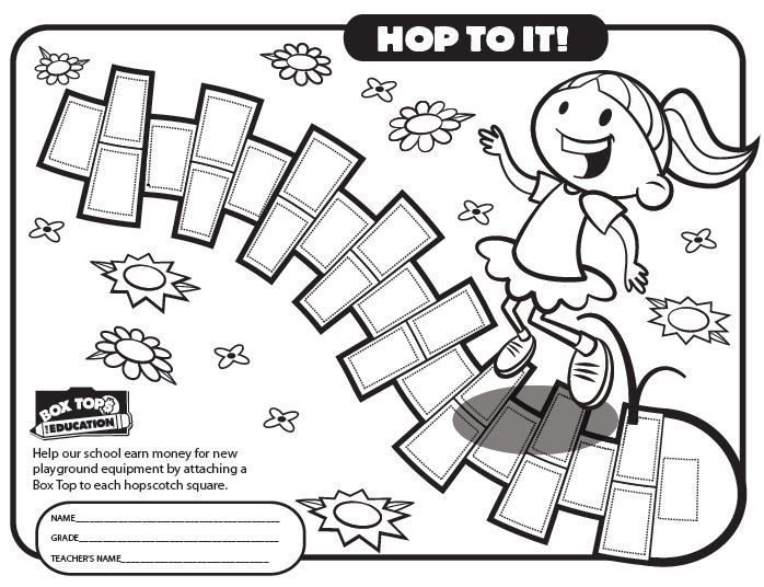 Back-to-school box tops collection sheet! Free download on ...