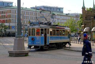 善生出走: 歐洲出走116天 (day12-13):瑞典哥德堡。今天星期幾?Europe Backpack 116 days (day12-13) : today is what day?