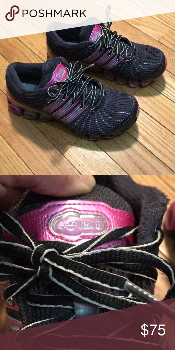 Adidas Bounce Running Shoes Size 6.5 Adidas Bounce running shoes in great condition. adidas Shoes Sneakers