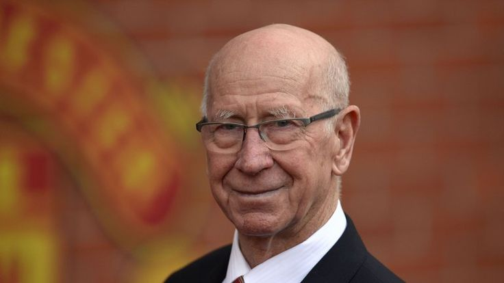 FA rename England's St George's Park pitch after Sir Bobby Charlton   Football News   Sky Sports